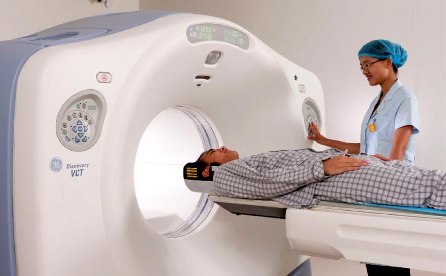 ПЭТКТ (позитронно-эмиссионная томография, совмещенная с компьютерной томографией) фото
