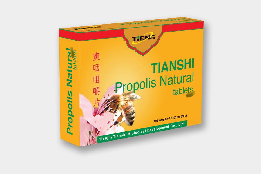 Натуральный прополис «Тяньши»– биологически активная добавка фото