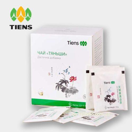 Антилипидный чай Тяньши (Tea Tiens) фото - tiens5.com.ua