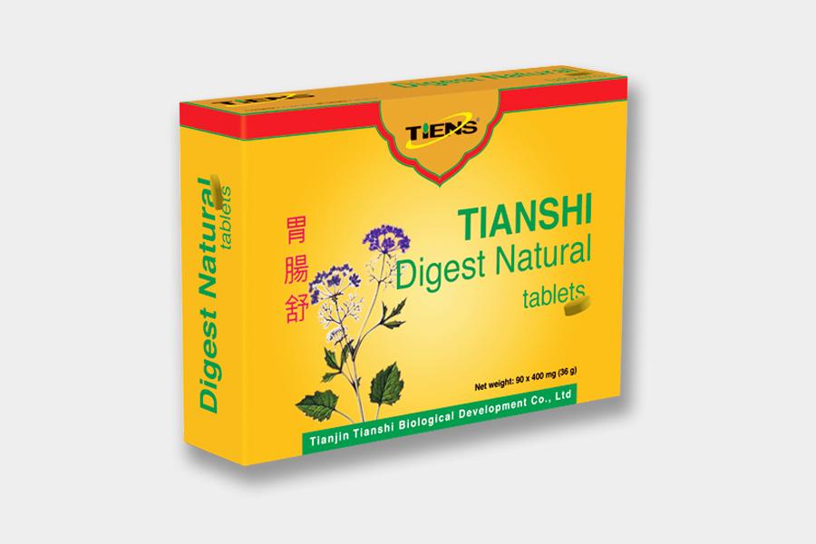 Digest natural Тяньши – диетическая добавка к рациону питания фото
