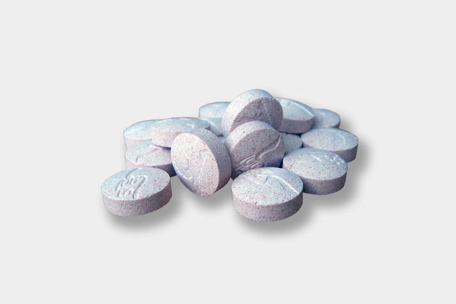 целлюлоза в таблетках Тяньши фото