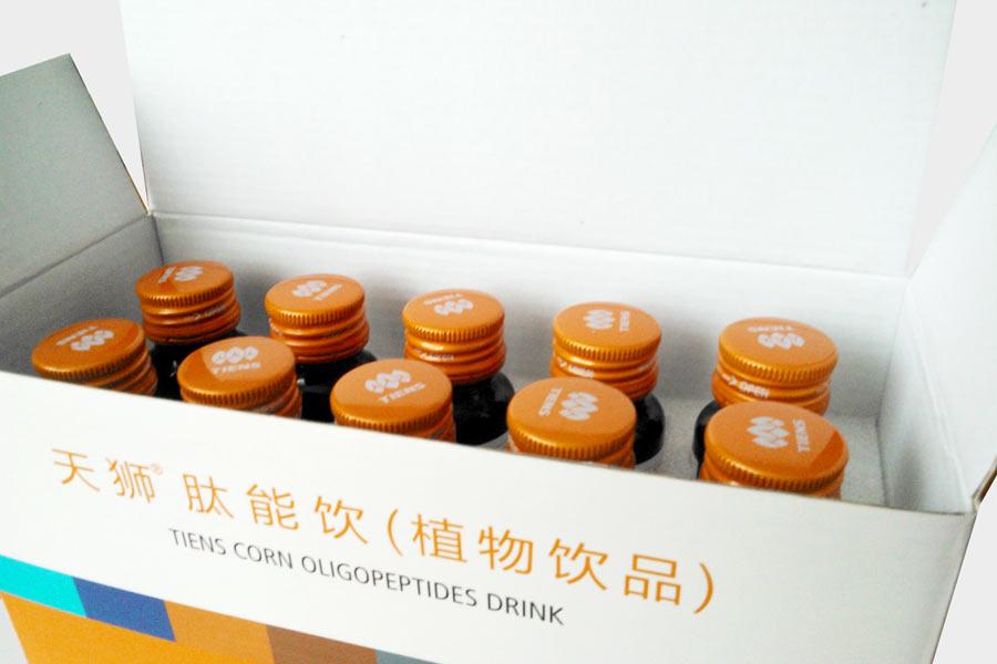 Пептидный напиток Тяньши (упаковка) фото 2