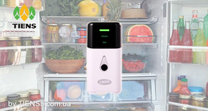 Многофункциональный очиститель воздуха для холодильника модели TQ-Z12 фото