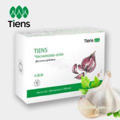 Чесночное масло Тяньши (Garlic Oil Tiens) - Часникова олія - фото - tiens5.com.ua