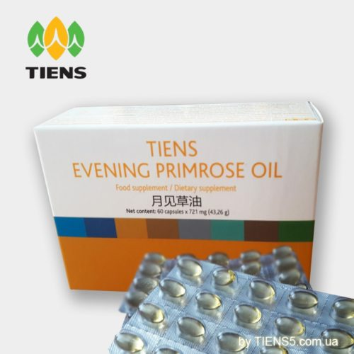 Tiens Evening Primrose Oil фото