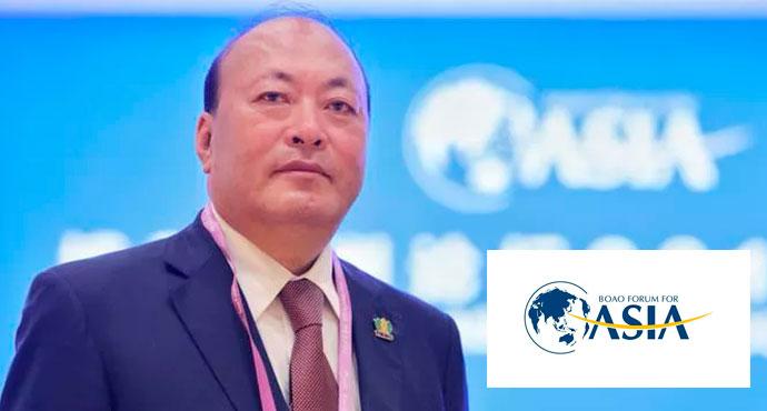 Ли Цзиньюань посетил летнюю конференцию Боаоского Азиатского форума-2018 - tiens5.com.ua
