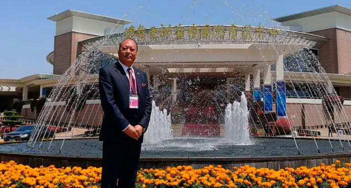 г-н Ли Цзиньюань посетил Боаоский Азиатский форум фото