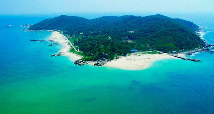 остров Хайнань фото