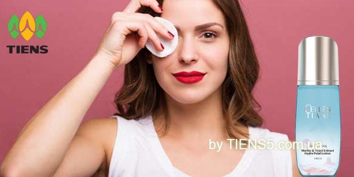 Увлажняющий лосьон для рук и лица Celles Tiane применение - tiens5.com.ua