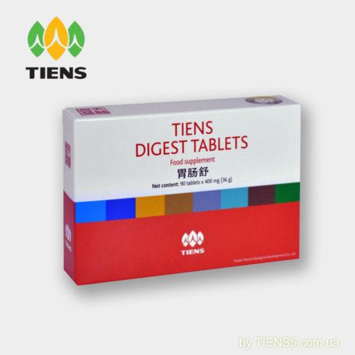 Таблетки Digest natural (Дайджест) Тяньши фото