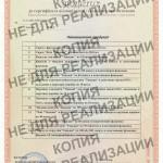 Сертификат соответствия (Диетические добавки) доп 1 фото
