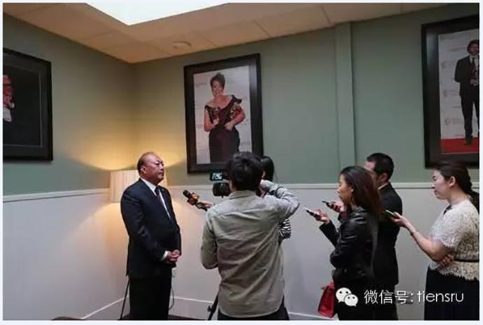Бранч г-на Ли Цзиньюаня и министра Саджида Джавида фото 3