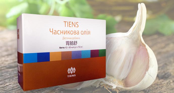 Чесночное масло ТМ «Тяньши» - надежная защита от вирусных инфекций в межсезонье фото