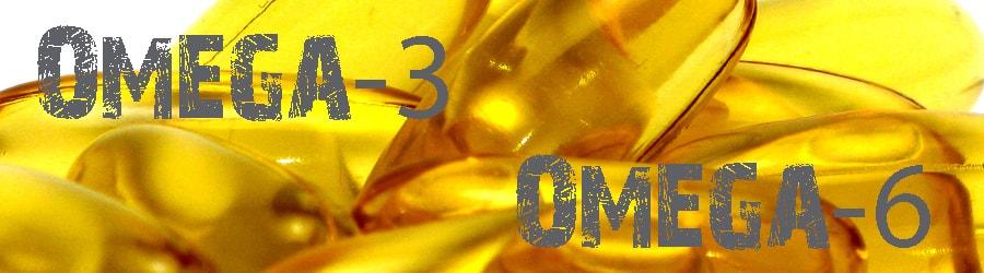 Омега-3 и Омега-6 Вэйкан фото