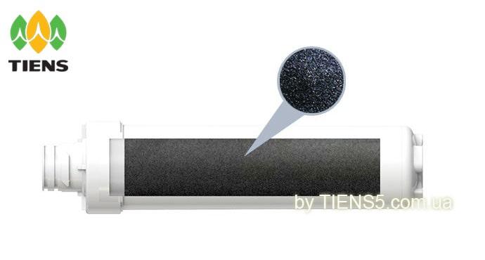 Картридж предварительной обработки из гранулированного активированного угля фото